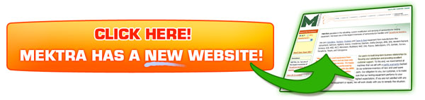 Please Visit Mektra's New Website!