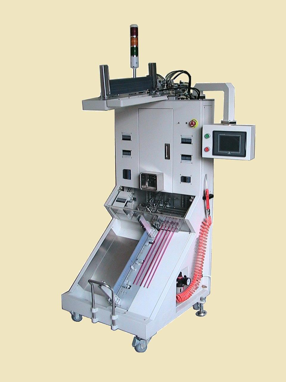 Semiconductor Test Equipment : Used semiconductor equipment by mektra handlers testers
